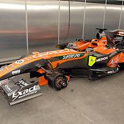 NLD/Volkel/20070420 - Spyker F1 meets F16, Full Throttle 2007, wagen Christijan Albers