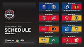 March 07, 2021 (USA): NHL Hockey On NBC Sports