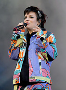 lily allen/Isle of Wight Festival