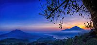 Mt Kintamani, Bali, Indonesia