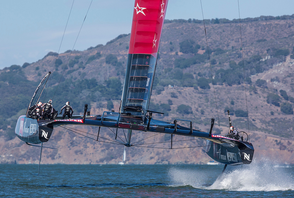 Race 15<br /> <br /> 2013 America's Cup
