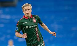 Søren Tengstedt (AaB) under kampen i 3F Superligaen mellem FC København og AaB den 17. juni 2020 i Telia Parken, København (Foto: Claus Birch).