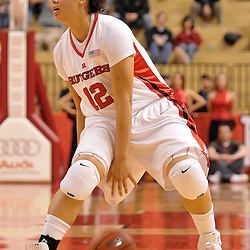 Nov 18, 2008; Piscataway, NJ, USA; Rutgers University Scarlet Knights defeat the Princeton Tigers 83-35 in Women's NCAA Basketball at the Louis Brown Athletic Center.