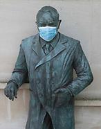 statue of Professor Sir Ludwig Poppa Guttmann