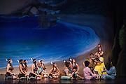 Bay Pointe Ballet performs Bruce Steivel's Peter Pan at the San Mateo Performing Arts Center in San Mateo, California, on November 1, 2014. (Stan Olszewski/SOSKIphoto)