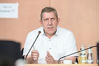 30 AUG 2020, BERLIN/GERMANY:<br /> Andreas Schwart, MdB, SPD, Paul-Loebe-Haus, Deutscher Bundestag<br /> IMAGE: 20200830-01-031