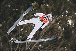 16.02.2020, Kulm, Bad Mitterndorf, AUT, FIS Ski Flug Weltcup, Kulm, Herren, im Bild Robert Johansson (NOR) // Robert Johansson of Norway during the men's FIS Ski Flying World Cup at the Kulm in Bad Mitterndorf, Austria on 2020/02/16. EXPA Pictures © 2020, PhotoCredit: EXPA/ JFK