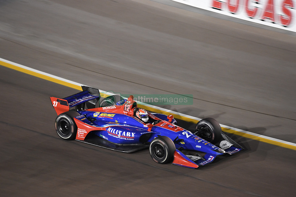 April 6, 2018 - Phoenix, AZ, U.S. - PHOENIX, AZ - APRIL 07: Driver Alexander Rossi in the Verizon IndyCar Series Desert Diamond West Valley Casino Phoenix Grand Prix on April 7, 2018, at ISM Raceway in Phoenix, AZ. (Photo by Grant Exline/Icon Sportswire) (Credit Image: © Grant Exline/Icon SMI via ZUMA Press)