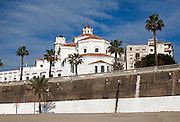 Cathedral of St Mary of the Assumption, Ceuta, Spanish territory in north Africa, Spain
