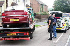 Three Detained Newport