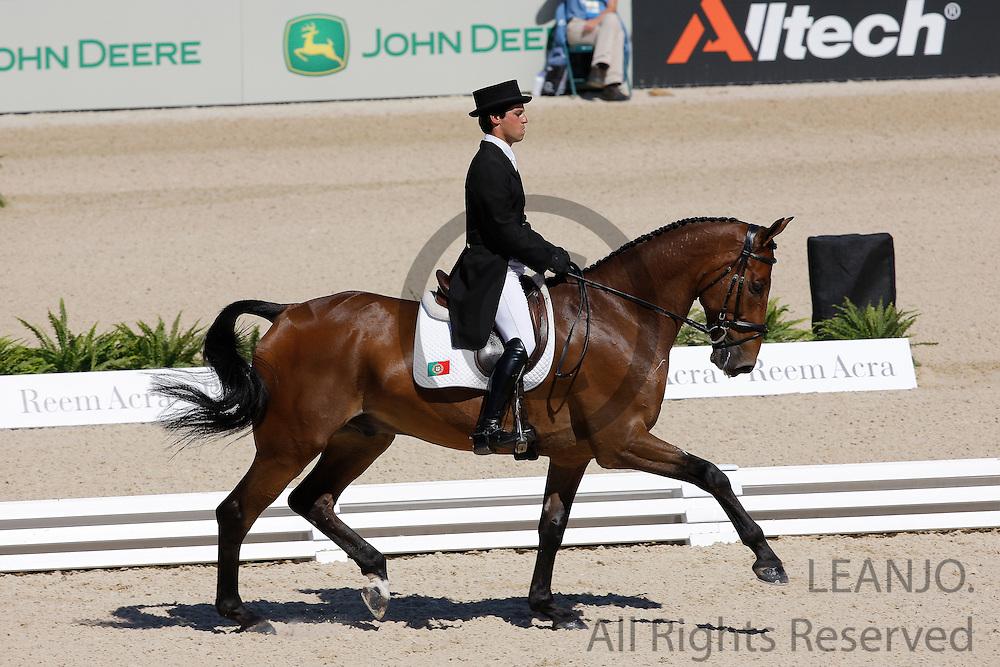 Duarte Seabra - Fernhill Gloster Rebel<br /> Alltech FEI World Equestrian Games <br /> Lexington - Kentucky 2010<br /> © DigiShots
