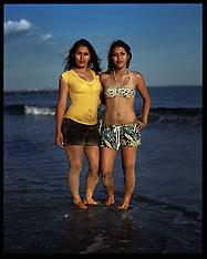 New York City: Coney Island Teens