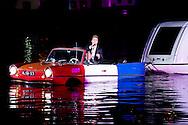 AMSTERDAM - dre hazes Koning Willem Alexander, koningin Maxima en Prinses Beatrix zijn aanwezig bij de slotviering van 200 jaar Koninkrijk der Nederlanden in theater Carre.  copyright robin utrecht