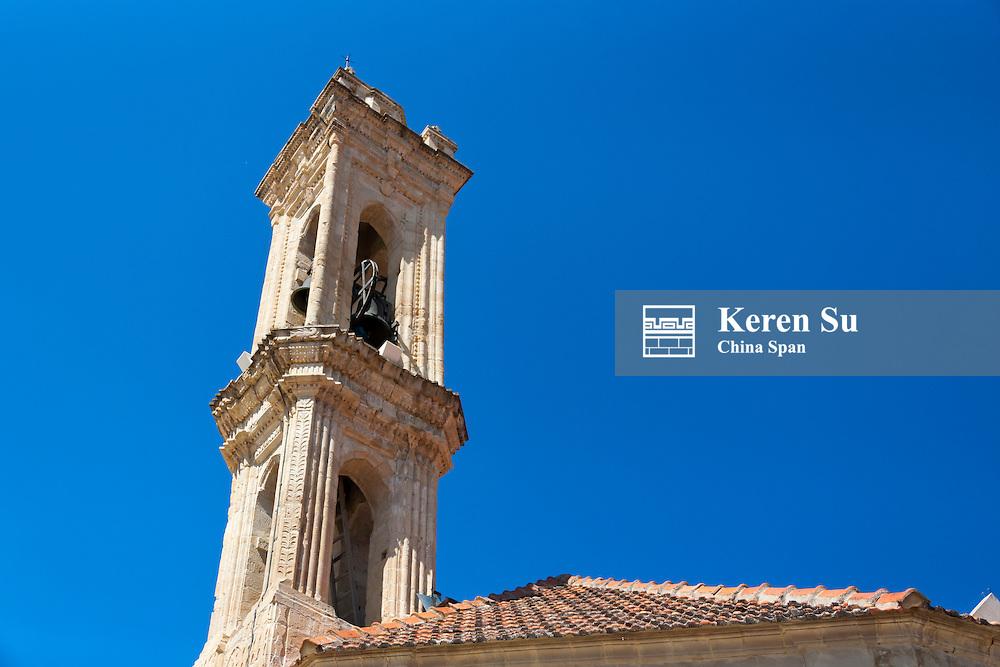 Monastery of Holy Cross, Omodos, Republic of Cyprus