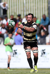 Zandre Jordaan of Boland during the Currie Cup premier division match between the Boland Cavaliers and The Blue Bulls held at Boland Stadium, Wellington, South Africa on the 23rd September 2016<br /> <br /> Photo by:   Shaun Roy/ Real Time Images