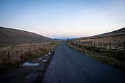 Sarn Helen road through the moorlands of the Brecon Beacons National Park, Wales, Powys, UK.  <br /> (photo by Andrew Aitchison / In pictures via Getty Images)