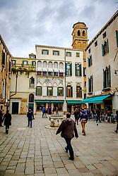Sestier Santa Croce, Venice, Italy<br /> <br /> (c) Andrew Wilson | Edinburgh Elite media