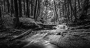 Pucker Street Upper Falls, Potter Hollow, NY