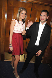 VIOLET VON WESTENHOLTZ and WILLIAM AITKEN at the 2008 Boodles Boxing Ball in aid of the charity Starlight held at the Royal Lancaster Hotel, London on 7th June 2008.<br /> <br /> NON EXCLUSIVE - WORLD RIGHTS