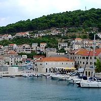 Pucisca, Brac Island, Croatia