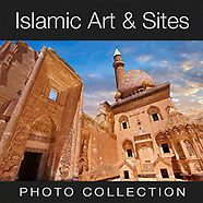 Islam - Islamic Art Artefacts Antiquities & Historic Sites - Pictures & Images of -