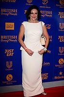 Shirley Ballas at  the British Curry Awards, at Evolution Battersea park London.