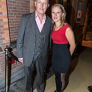 NLDAmsterdam/20190924- Uitreiking Gouden Notenkraker 2019, Bob Fosko en dochter Ella