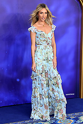 Megan McKenna attending the Aladdin European Premiere held at the ODEON Luxe Leicester Square, London