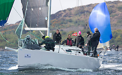 Day one of the Silvers Marine Scottish Series 2015, the largest sailing event in Scotland organised by the  Clyde Cruising Club<br /> Racing on Loch Fyne from 22rd-24th May 2015<br /> <br /> IRL9970, Lambay Rules, Stephen Quinn, Howth YC, J97<br /> Credit : Marc Turner / CCC<br /> For further information contact<br /> Iain Hurrel<br /> Mobile : 07766 116451<br /> Email : info@marine.blast.com<br /> <br /> For a full list of Silvers Marine Scottish Series sponsors visit http://www.clyde.org/scottish-series/sponsors/