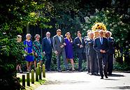 Funeral Princess Christina, The Hague 22-08-2019