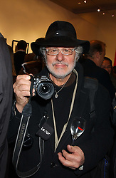 Photographer BARRY LATEGAN at an exhibition of photographs from the LIFE Magazine archives entitles American Life held at the Michael Hoppen Gallery, 3 Jubilee Place, London SW3 on 29th November 2005.<br /><br />NON EXCLUSIVE - WORLD RIGHTS