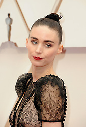 Rooney Mara at the 92nd Academy Awards held at the Dolby Theatre in Hollywood, USA on February 9, 2020.