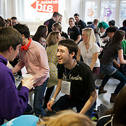 The Power of IF was a free event organised by ActionAid and other organisations for the Enough Food for Everyone IF campaign. The event in London invied 16-25yr olds to come together to find out more about the campaign. The event was a mix of inspirational speakers and interactive workshops and was hosted by the British hip hop artist TY.
