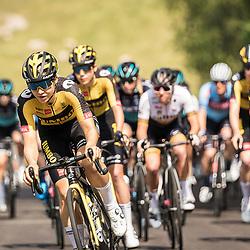 WIJSTER (NED) June 19: <br /> CYCLING <br /> Dutch Nationals Road WOMEN up and around the Col du VAM<br /> Jip van dene Bosch