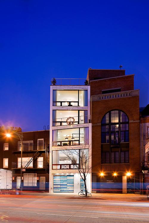 Novogratz Family residence, New York City.