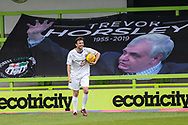 Trevor Horsley XI Andy Mangan during the Trevor Horsley Memorial Match held at the New Lawn, Forest Green, United Kingdom on 19 May 2019.