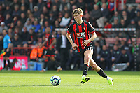 Football - 2018 / 2019 Premier League - AFC Bournemouth vs. Burnley<br /> <br /> Bournemouth's David Brooks in action during the Premier League match at the Vitality Stadium (Dean Court) Bournemouth   <br /> <br /> COLORSPORT/SHAUN BOGGUST
