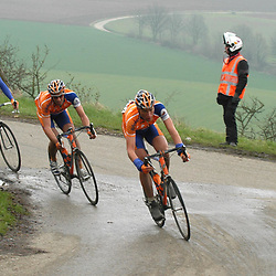 Sportfoto archief 2006-2010<br />2006 <br />Joost Posthuma, Flecha during Amstel God Race 2006
