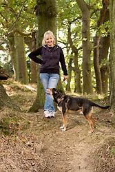 Sunday dog walk in Ecclesfield<br /> <br />   02 October 2016<br />   Copyright Paul David Drabble<br />   www.pauldaviddrabble.photoshelter.com