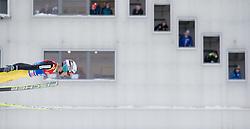 31.12.2014, Olympiaschanze, Garmisch Partenkirchen, GER, FIS Ski Sprung Weltcup, 63. Vierschanzentournee, Qualifikation, im Bild Gregor Deschwanden (SUI) // during qualification Jump of 63rd Four Hills Tournament of FIS Ski Jumping World Cup at the Olympiaschanze, Garmisch Partenkirchen, Germany on 2014/12/31. EXPA Pictures © 2014, PhotoCredit: EXPA/ JFK