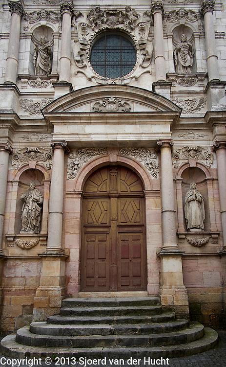 Chapel Des Carmelites, Dijon, Frankrijk - Chapel Des Carmelites, Dijon, France