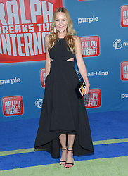 November 5, 2018 - Hollywood, California, U.S. - Linda Larkin arrives for the 'Ralph Breaks the Internet' World Premiere at the El Capitan theater. (Credit Image: © Lisa O'Connor/ZUMA Wire)