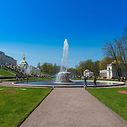 Peterhof Fountains, Russia