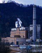 Kanawha River Plant, coal-fired, Cedar Grover, West Virginia.