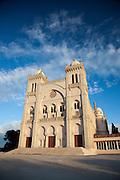 Acropolium (Saint Louis Cathedral), Carthage, Tunis, Tunisia