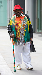 © Licensed to London News Pictures. File picture dated 16/11/2011. London, UK. Tony Bailey outside the The Royal Courts Of Justice where he lost his law suit against former friend Levi Roots  for more than £300,000 over claims the musician ran off with his coveted recipe, breaking an agreement to share the profits. Photo credit: Ben Cawthra/LNP