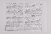 Interprovincial Railway Cup Football Cup Final, 17.03.1945, 03.17.1945, 17th March 1945,  Connacht 0-06, Leinster 2-05, Connacht Football Team, T Byrne, W Jackson, T Dunleavy, C Connolly, B Lynch, W Carlos, T O'Sullivan, E Boland, C McDwyer, M Whelan, J Murray, D Keenan, P Murray, J McQuillan, T Hoban, W McAllinden, J Lavin, J Munnelly, J P O'Callaghan, J Casserly, E Hoar, Leinster Football Team, P Larkin, J Boyle, E Boyle, P McIntryre, P Whelan, P O'Reilly, M Geraghty, J Morris, J Hanniffy, F Byrne, W Delaney, D O'Neill, P Meegan, C Delaney, J Rea, T Murphy, A Donnelly, P O'Farrell, P McDermott, J Kelly, P Kehoe, .Interprovincial Railway Cup Hurling Cup Final, 17.03.1945, 03.17.1945, 17th March 1945,  Ulster 2-00, Munster 6-08, Munster Hurling Team, J Ware, A Flemming, W Murphy, P Cregan, P O'Donovan, J Power, J Young, P McCarthy, C Cotterill, T Purcell, C Ring, R Stokes, M Mackey, J Quirke, P Quaine, T Doyle, M Hickey, J Cohessy, P Lyons, J Ryan, D Malone, Ulster Hurling Team, M McKeown, W Feeney, J Butler, E. O'Toole, P McKeown, J Mullen, M Butler, O Keenan, N Campbell, P Murphy, K Armstrong, L McCeady, J White, C Mullin, J Mulholland, P Cullen, D Cormichan, P MacFaul, R Mullen, B Denver,