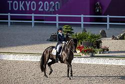 Ramel Antonia, SWE, Brother de Jeu, 168<br /> Olympic Games Tokyo 2021<br /> © Hippo Foto - Stefan Lafrentz<br /> 27/07/2021no