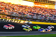 May 26, 2012: NASCAR Sprint Cup Coca Cola 600, Trevor Bayne, Wood Brothers Racing,  Joey Logano, Joe Gibbs Racing,  Casey Mears, Germain Racing , Jamey Price / Getty Images 2012 (NOT AVAILABLE FOR EDITORIAL OR COMMERCIAL USE