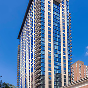The Aurelian Apartments in Chicago Illinois at 833 North Clark Street, 60610.